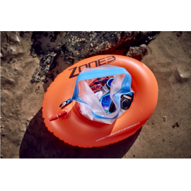 Swim buoy/Dry bag Donut Orange